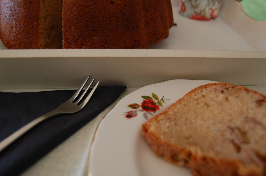 Moorish Apple Cake