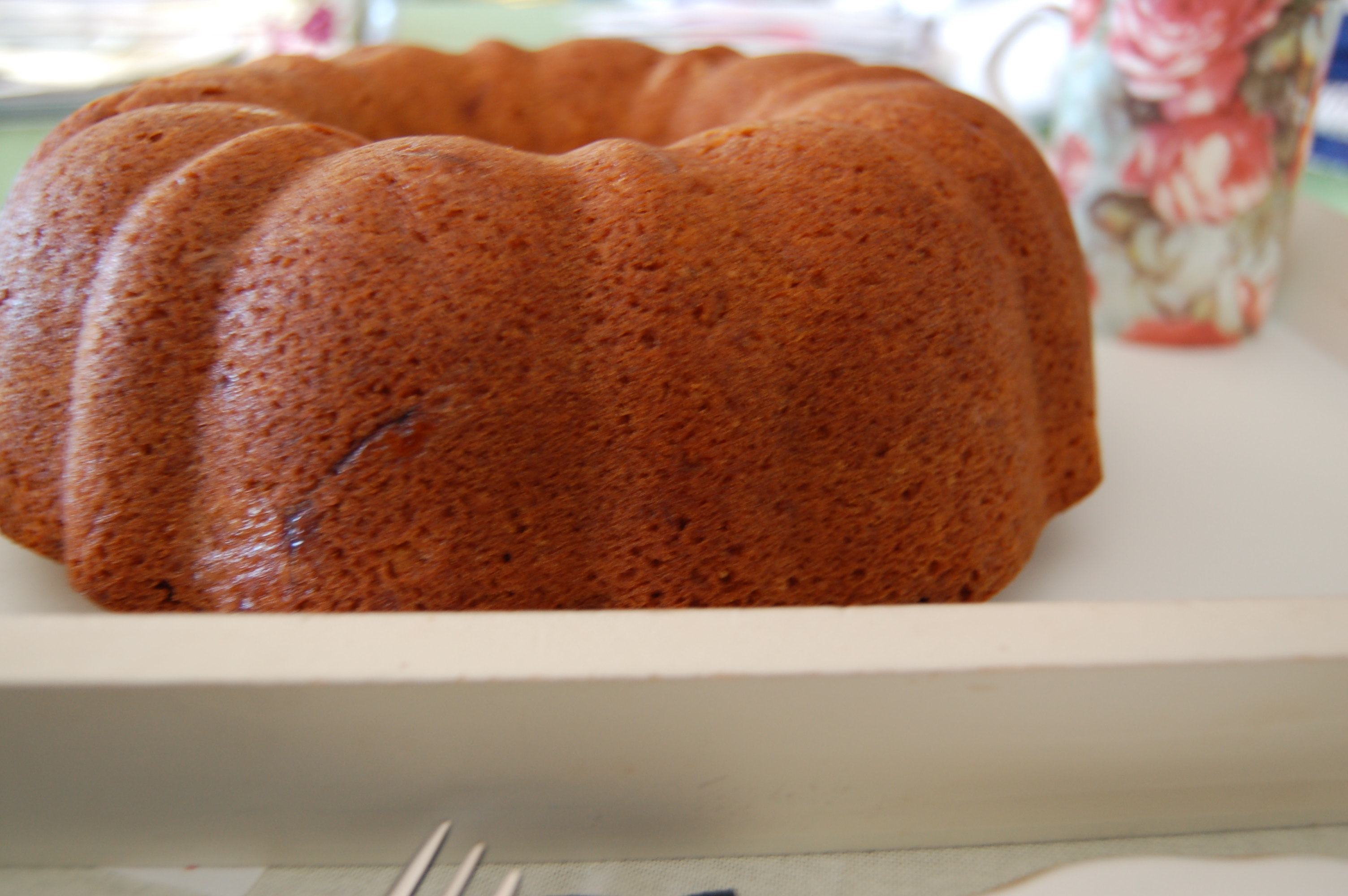 Moorish Apple Cake