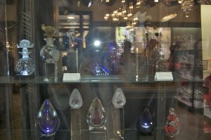 Glass display 1