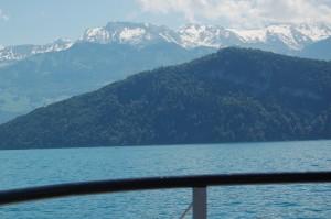 Alps shot