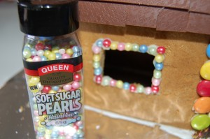 Sugar Pearls On Windows