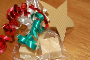 Wrapped Fudge