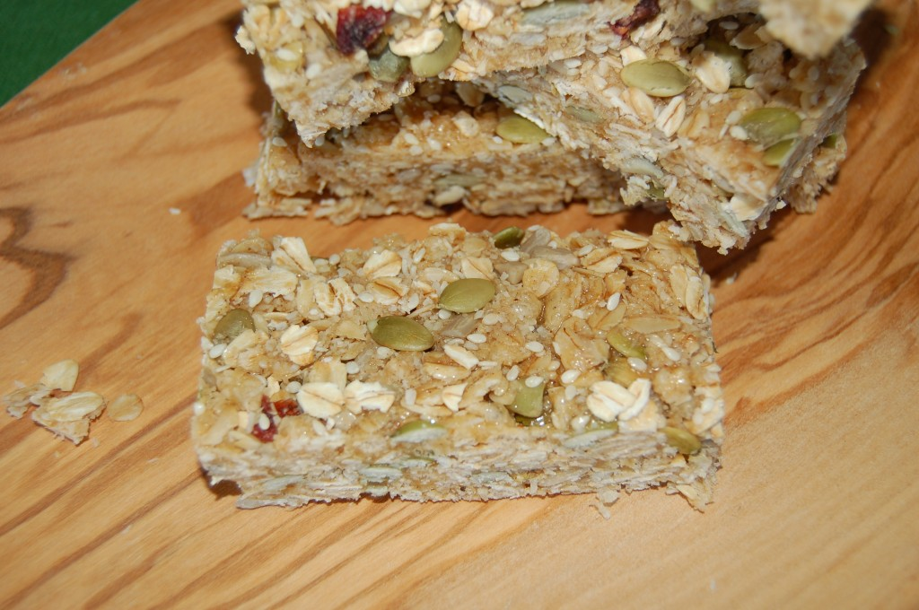 Muesli Bars Ready To Eat