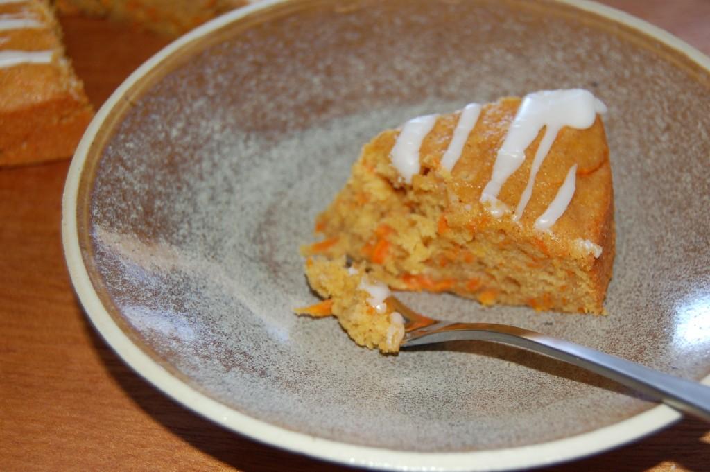 Yummo Carrot Cake