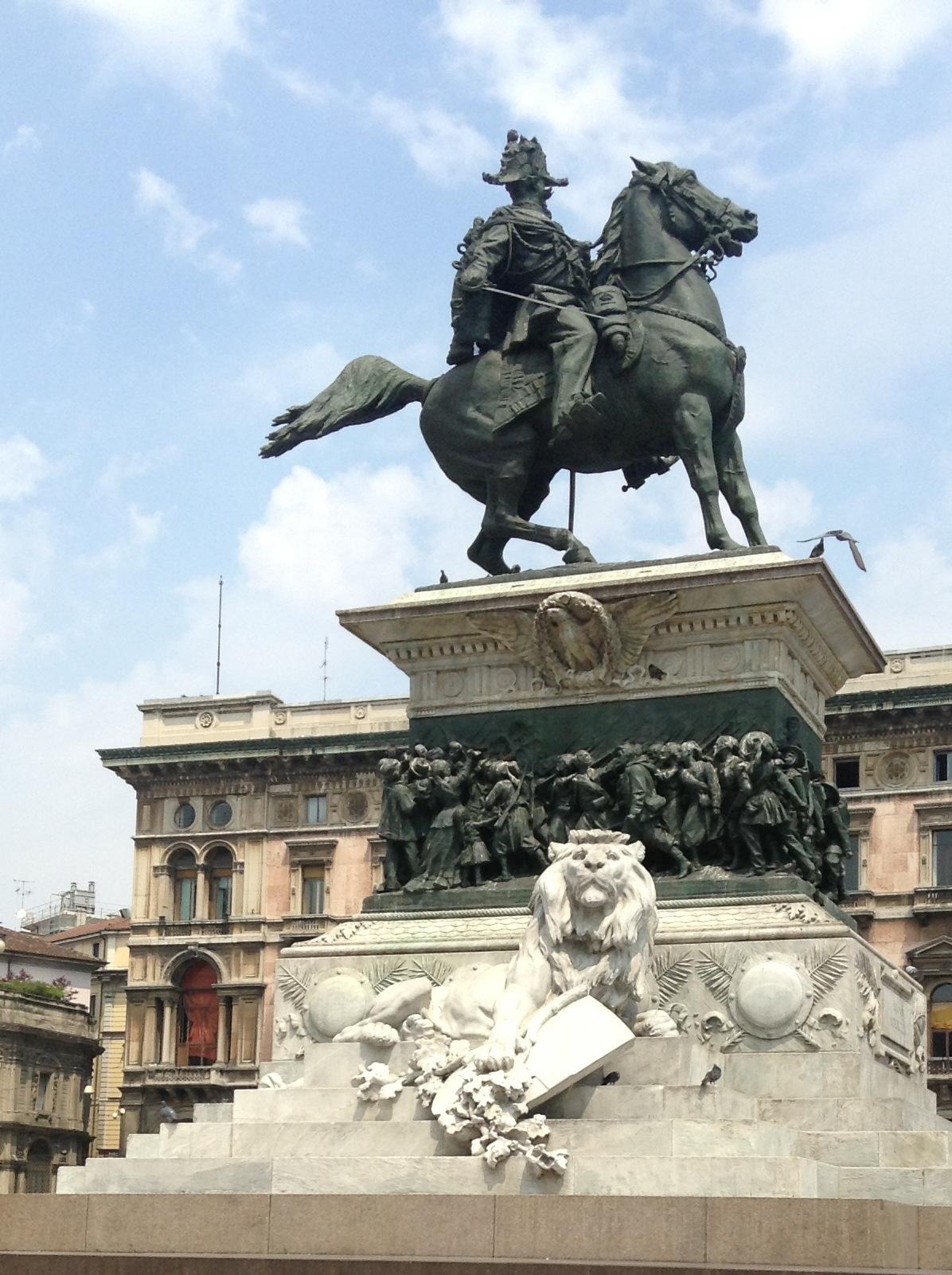 European Travel – Milan