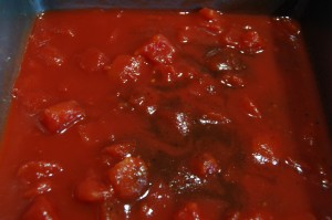 Tomato Base In Dish