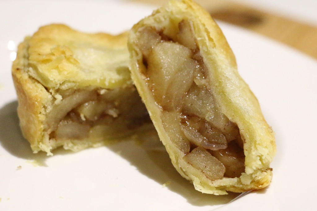 Moist and delicious apple filling