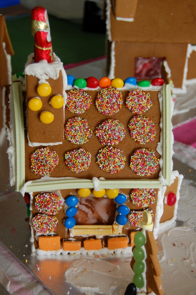 Gingerbread House 2014