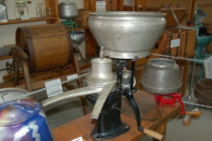 Old Dairy Equipment 2