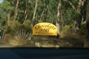 Chocolate Mill