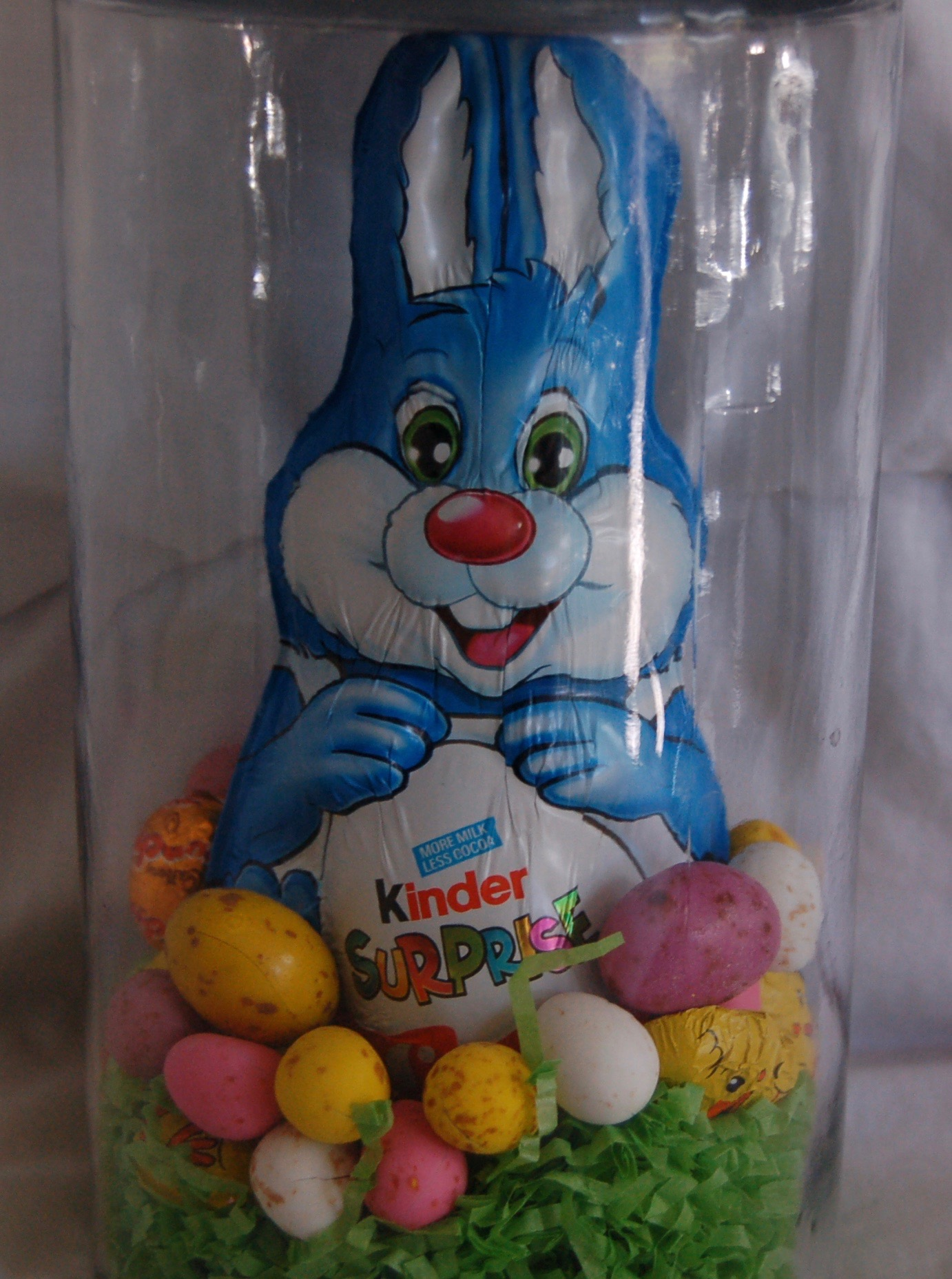Easter bunny gift jar sweet saffron spice easter bunny gift jar negle Image collections