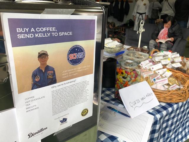 Upcoming NASA Space Camp Visit For Kelly